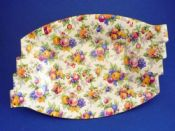 Royal Winton 'Evesham' Chintz Art Deco Dish c1951